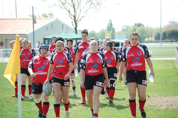 match D2 SRR - Nérac